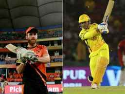 IPL: Chennai Super Kings to face Sunrisers Hyderabad this evening