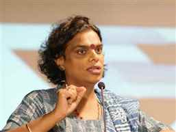 Mumbai social worker Gauri Sawant becomes first transgender election ambassador