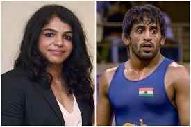 Bajrang, Sakshi to lead India's challenge at Asian Wrestling Championships