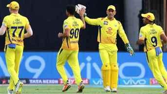 IPL: Sunrisers Hyderabad beat Chennai Super Kings