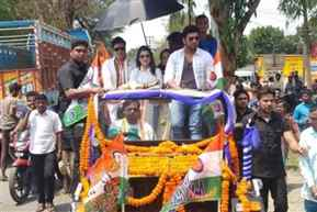 Action of Actor Ferdous to campaign for candidate in West Bengal was regrettable