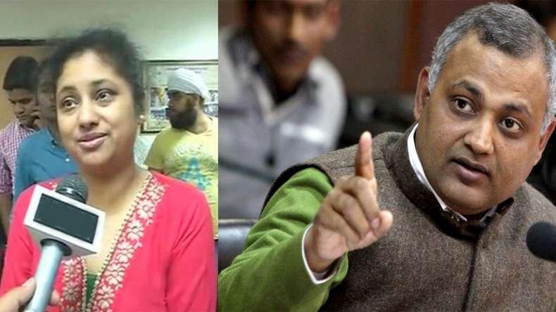 wife-plea-cancel-bail-somnath-bharti-high-court-1-12