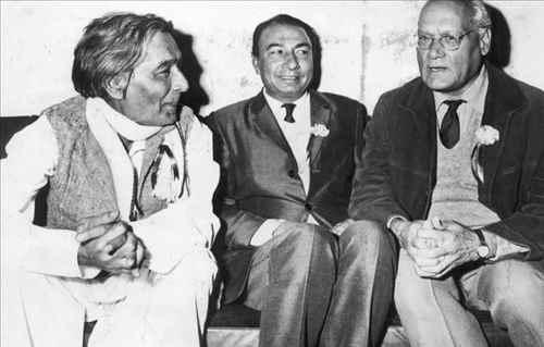 Mr. Jan Nisar Akhtar (18th February 1914 - 19th August ...