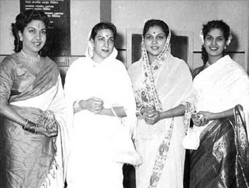 Shrimati Nargis Dutt (01st June 1929 - 03rd May 1981 ...