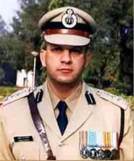Shaheed  Ashok Kamte