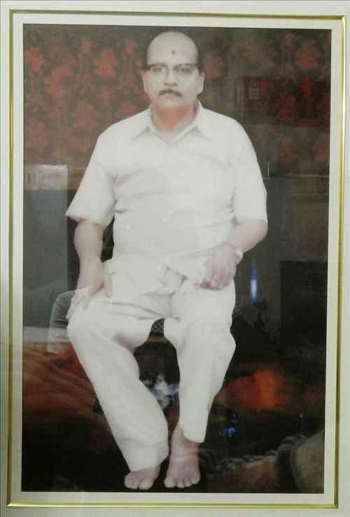 Dr. Krupasindhu Bhoi