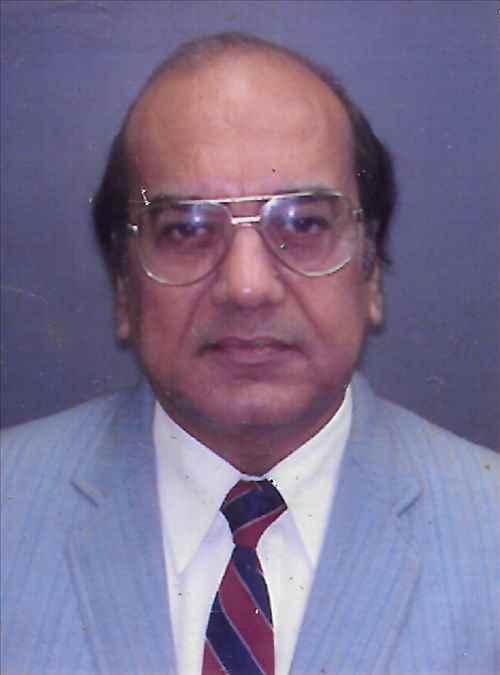 Shri Jagdish Gangadhar Chawla