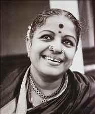 Mrs. Madurai Shanmukhavadivu Subbulakshmi