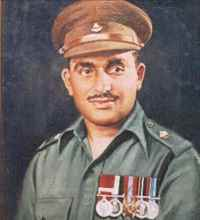 Major Som Nath Sharma