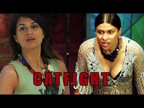 CAT FIGHT: Mannara's FIGHT With Shraddha Das | Priyanka Chopra