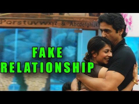 Tanisha Mukherjee And Armaan Kohli's FAKE Relation