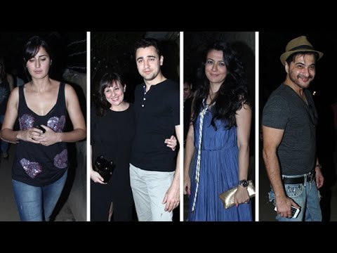 Celebs Attend The Birthday Bash Of Choreographer Bosco