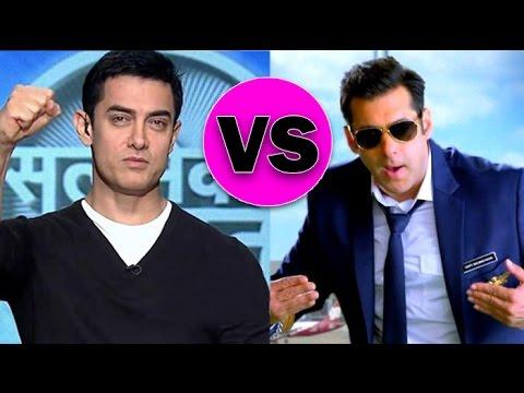 Salman Khan V/S Aamir Khan Khan -Whose The Best ?