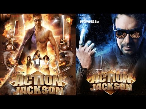 Film Poster Of Action Jackson Launched  | Review