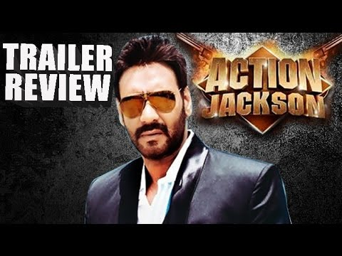 """Action Jackson"" Official Trailer REVIEW"