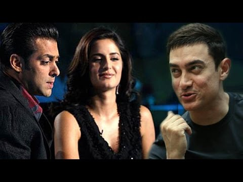 Salman And Katrina To Meet At Aamirs Diwali Party