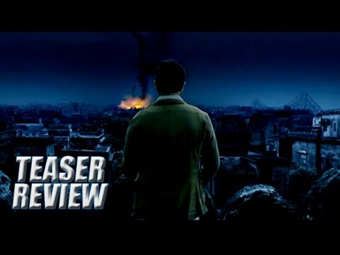 First Look Of Detective Byomkesh Bakshi | Review