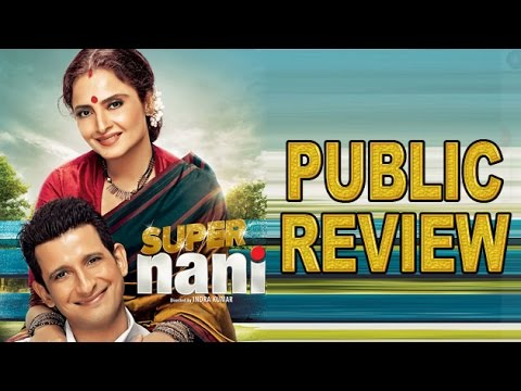 Super Nani Public Review | Rekha | Sharman Joshi