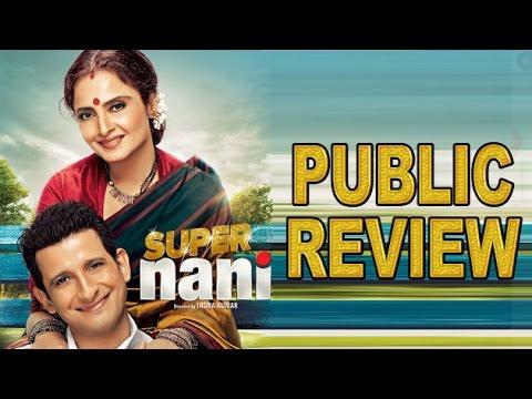Super Nani Public Review | Rekha | Sharman Joshi