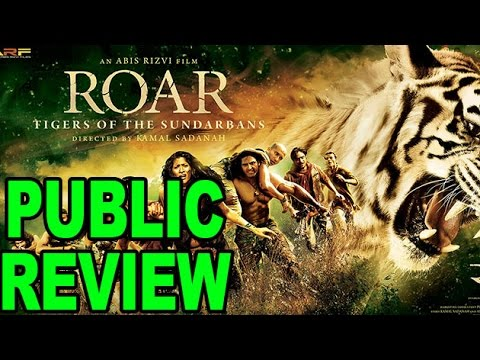 Roar' Public Review | Abhinav Shukla, Himarsha Venkatsamy | Achint Kaur