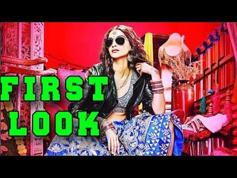 Sonam Kapoor's FIRST LOOK From Dolly Ki Doli | Rajkumar Rao | Pulkit Samrat