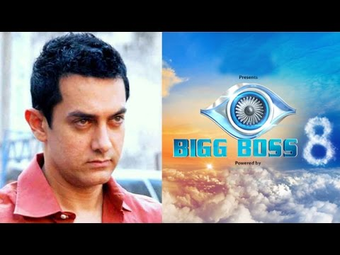 Bigg Boss 8 : Aamir Will Not Promote PK On Bigg Boss | Salman Khan
