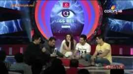 Bigg Boss Season 6 Episode 7 Shandaar Shanivaar with Salman - 13th October 2012 -Part 2