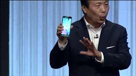 Check out Samsung's Galaxy S6 and Galaxy S6 Edge