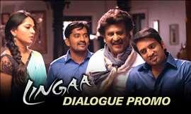 Lingaa | Dialogue Promo | ft. Rajinikanth, Sonakshi Sinha, Anushka Shetty, Jagapati Babu