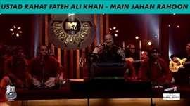 Ustad Rahat Fateh Ali Khan – Royal Stag Barrel Select MTV Unplugged Season 5 – ' Main Jahan Rahoon'