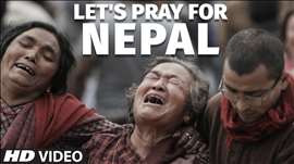 Let's Pray For Nepal, Let's DONATE for NEPAL