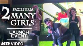'2 Many Girls' Music Launch Event | Fazilpuria, Badshah | T-Series