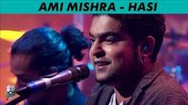 Ami Mishra – Royal Stag Barrel Select MTV Unplugged Season 5 – 'Hasi'