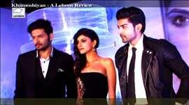 'Khamoshiyan' Movie REVIEW By Bharathi Pradhan | Ali Fazal | Gurmeet Choudhary | LehrenTV
