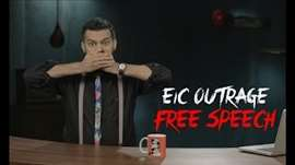 EIC Outrage: Free Speech