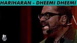 Hariharan - Royal Stag Barrel Select MTV Unplugged Season 5 - 'Dheemi Dheemi'