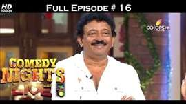 Comedy Nights Live - 29th May 2016 - ?????? ?????? ???? - Full Episode HD