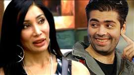 Sofia Hayat calls Karan Johar GAY!