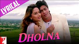 Lyrical: Dholna Full Song with Lyrics - Dil To Pagal Hai