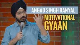 EIC: Motivational Gyaan- Angad Singh Ranyal Standup