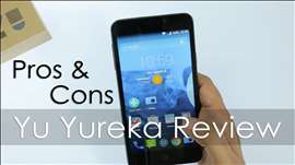 Yu Yureka Budget Smartphone Real Review with Pros & Cons