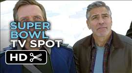 Tomorrowland Official Super Bowl Spot (2015) - George Clooney Movie HD