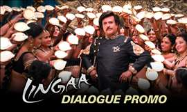 Lingaa | Dialogue Promo | ft. Rajinikanth