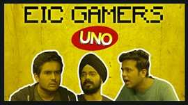 EIC Gamers: UNO