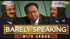 TVF's Barely Speaking with Arnub | E03 - Arvind Kejriwal