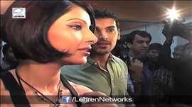Bipasha Basu AVOIDS John Abraham| LehrenTV