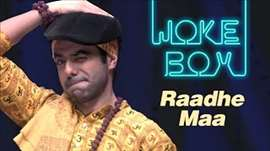 The Joke Box- Raadhe Maa