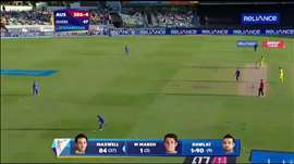 AUS vs AFG: Maxwell plays another blinder. Watch ICC World Cup videos on starsports.com