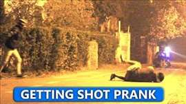 Getting Gun Shot Prank - TroubleSeekerTeam - Pranks in India
