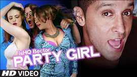 Party Girl Full Video Song | ishq Bector | T-Series
